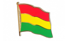 Flaggen-Pin Bolivien - 2 x 2 cm