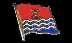 Flaggen-Pin Kiribati - 2 x 2 cm