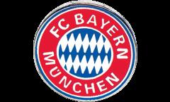 Pin FC Bayern München Emblem - 1.5 x 1.5 cm