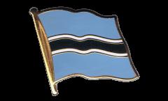 Flaggen-Pin Botswana - 2 x 2 cm