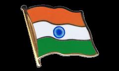 Flaggen-Pin Indien - 2 x 2 cm