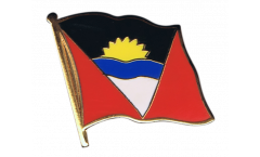 Flaggen-Pin Antigua und Barbuda - 2 x 2 cm