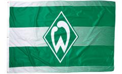 Hissflagge Werder Bremen - 120 x 180 cm
