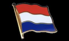Flaggen-Pin Niederlande - 2 x 2 cm