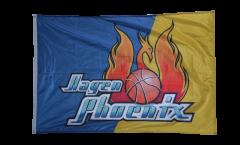 Hissflagge Phoenix Hagen - 80 x 120 cm