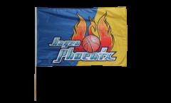 Stockflagge Phoenix Hagen - 80 x 120 cm