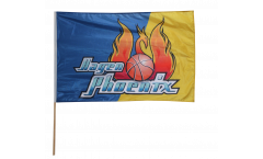Stockflagge Phoenix Hagen - 40 x 60 cm