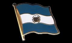 Flaggen-Pin El Salvador - 2 x 2 cm