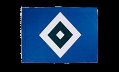 Hissflagge Hamburger SV Schrebergarten - 120 x 180 cm