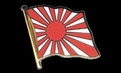 Flaggen-Pin Japan Kriegsflagge - 2 x 2 cm