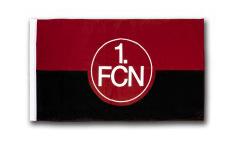 Flagge 1. FC Nürnberg Logo - 60 x 90 cm