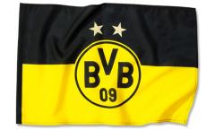 Stockflagge Borussia Dortmund Emblem - 60 x 90 cm