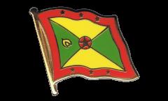 Flaggen-Pin Grenada - 2 x 2 cm