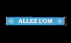 Schal Olympique Marseille ALLEZ L'OM - 130 cm