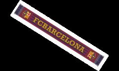 Schal FC Barcelona Streifen - 17 x 150 cm
