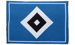 Aufnäher Hamburger SV Raute - 7 x 10 cm