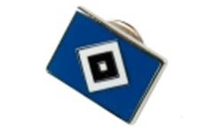 Pin Hamburger SV Raute - 0.8 x 1.1 cm