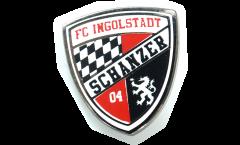 Pin FC Ingolstadt 04 Logo - 1.5 x 1.5 cm