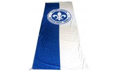 Hissflagge SV Darmstadt 98 - 120 x 300 cm