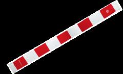 Schal Rot-Weiss Essen  - 17 x 150 cm