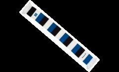 Schal Hamburger SV Vereinsfarben - 17 x 150 cm