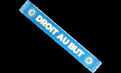 Schal Olympique Marseille DROIT AU BUT - 130 cm