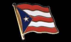 Flaggen-Pin USA Puerto Rico - 2 x 2 cm