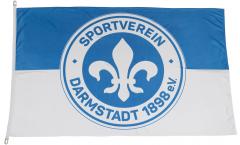 Hissflagge SV Darmstadt 98 - 100 x 150 cm