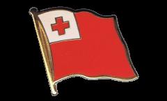 Flaggen-Pin Tonga - 2 x 2 cm