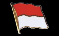 Flaggen-Pin Indonesien - 2 x 2 cm