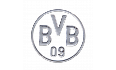 Auto-Aufkleber Borussia Dortmund - 8 x 8 cm