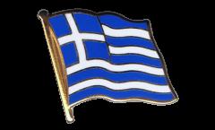 Flaggen-Pin Griechenland - 2 x 2 cm