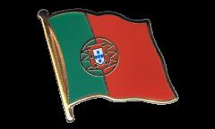 Flaggen-Pin Portugal - 2 x 2 cm