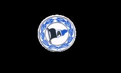Pin Arminia Bielefeld Wappen - 1.5 x 1.5 cm