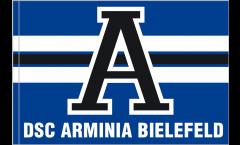 Hissflagge Arminia Bielefeld A - 100 x 150 cm