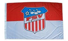 Flagge mit Hohlsaum FSV Zwickau - 100 x 150 cm