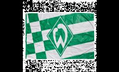 Hissflagge Werder Bremen Raute  - 120 x 180 cm