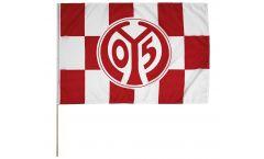 Stockflagge 1. FSV Mainz 05 Logo - 60 x 90 cm