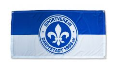 Zimmerflagge SV Darmstadt 98 Logo  - 70 x 140 cm