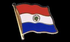 Flaggen-Pin Paraguay - 2 x 2 cm