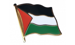 Flaggen-Pin Palästina - 2 x 2 cm