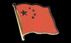 Flaggen-Pin China - 2 x 2 cm