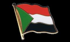 Flaggen-Pin Sudan - 2 x 2 cm