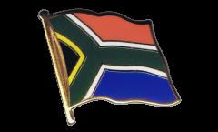 Flaggen-Pin Südafrika - 2 x 2 cm