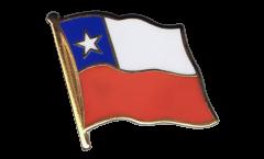 Flaggen-Pin Chile - 2 x 2 cm