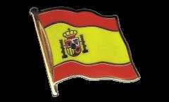 Flaggen-Pin Spanien - 2 x 2 cm