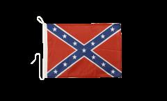 Bootsfahne USA Südstaaten - 30 x 40 cm