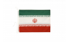 Bootsfahne Iran - 30 x 40 cm