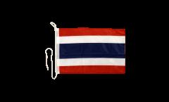 Bootsfahne Thailand - 30 x 40 cm
