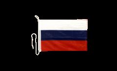 Bootsfahne Russland - 30 x 40 cm